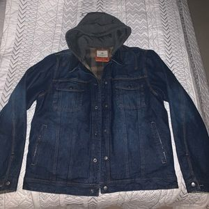 Mens LG Jean jacket ( Legendary whitetail )